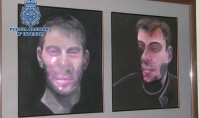 The stolen Francis Bacon paintings, via The Guardian