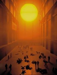 Olafur Eliasson at Tate Modern, via FT