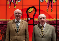 Gilbert & George, via The Guardian