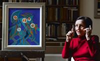 Françoise Gilot, via The Guardian