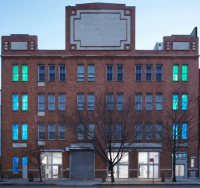 Former Dia Building in Chelsea, via Artforum