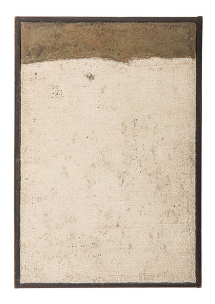 Mira Schendel, Untitled (1963), via Bergamin and Gomide