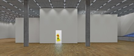 Zita – Щapa (Installation View) at Schaulager, via Schaulager