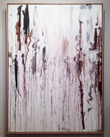 Cy Twombly, Untitled No. 3 (2004)