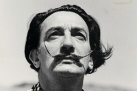 Salvador Dali, via Art Newspaper