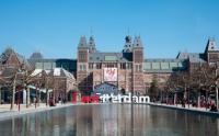 Rijksmuseum, via Archdaily