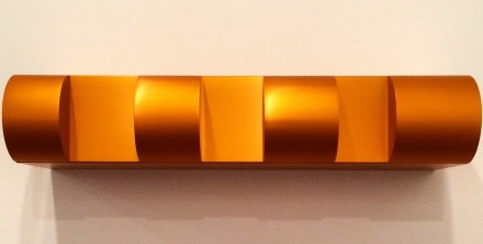 Donald Judd, Untitled (1986), via Quincy Childs for Art Observed