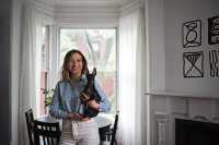 Emily Weiner at The Willows, via NYT