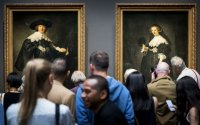 Rothschild Rembrandts, via NYT