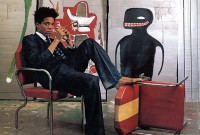 Jean Michel Basquiat, via artnet