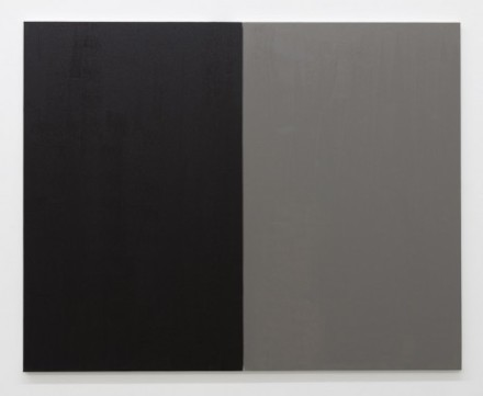 Claire Fontaine, Untitled (Fresh Monochrome Black Grey) (2016), via Galerie Neu