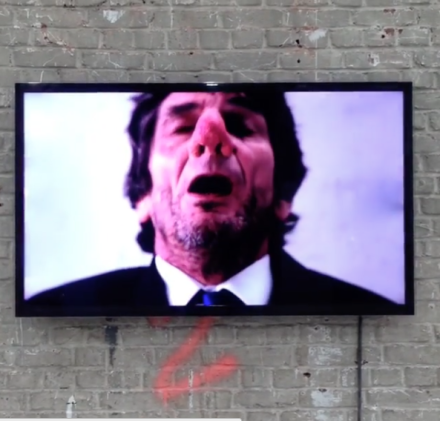 Mika Rottenberg, Sneeze (2012), via Art Observed
