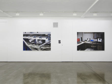 Wolfgang Tillmans,(Installation View), via Maureen Paley