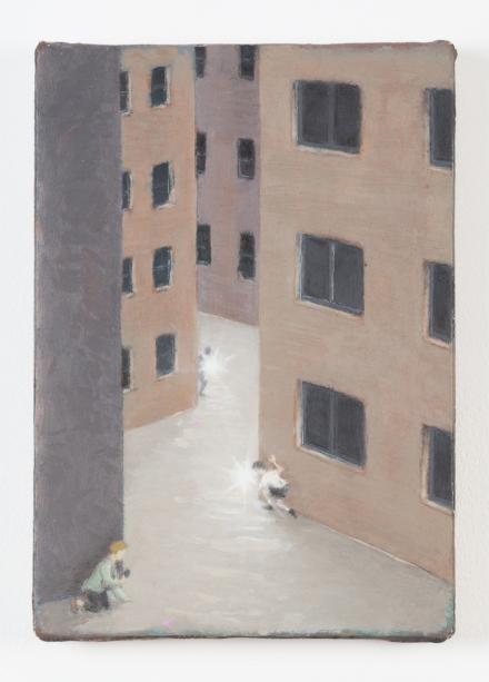 Francis Alÿs, Untitled, 2013 via David Zwirner