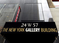 The New York Gallery building, via Art News