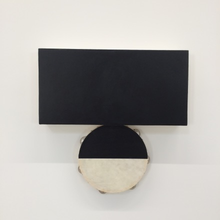 Paul Lee, Either Side of the Night (2016), via Art Observed