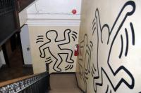 Keith Haring Mural, via DNA