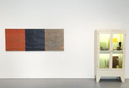 David Ireland at Gagosian Gallery, via Art Observed