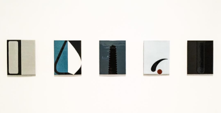 Works by Ulrike Mueller, via Art Observed