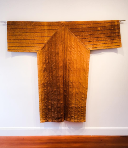 Pia Camil, Telluride Tunic (2015), via Art Observed