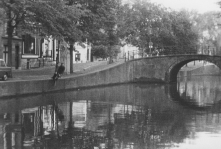 Bas Jan Ader, Fall 2, Amsterdam (1970), via Simon Lee
