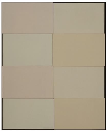 Qian Jiahua, Mutual (2015), via White Cube