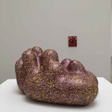 Ken Price, Tubby (2011), via Art Observed