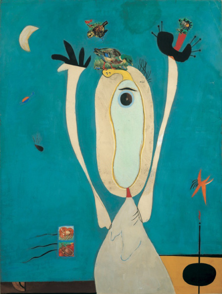 Joan Miró, Métamorphose (Metamorphosis) (1936), via Hauser and Wirth