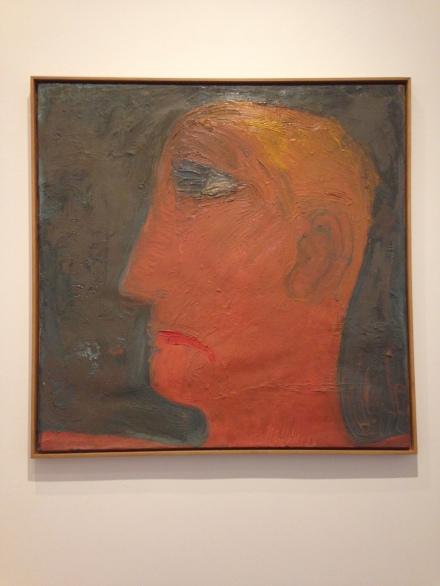 A.R. Penck, Portrait (1964)