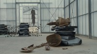 Anselm Kiefer lead sculptures, via Art Newspaper