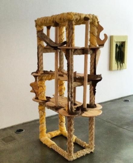 Jessi Reaves, Deals 3 Damage (2016), via Art Observed