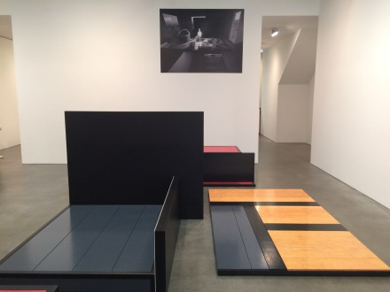 Andrea Zittel (Installation View), via Art Observed