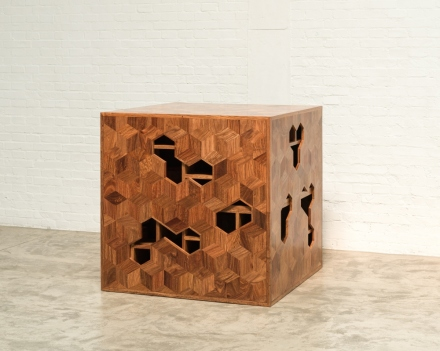 Ai Weiwei, Treasure Box (2014), via Max Hetzler