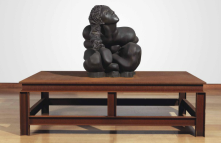 Thomas Schuette, Bronzefrau Nr. 13 (2003), via Christie's