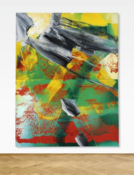 Gerhard Richter, Garten (1982), via Sotheby's