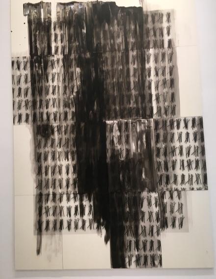 Lorna Simpson, Enumerated (2016), via Art Observed