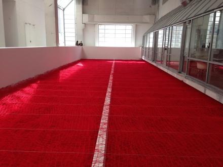 Chiharu Shiota's Uncertain Journey (Installation View)