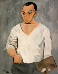 picasso-self-portrait-via-the-guardian