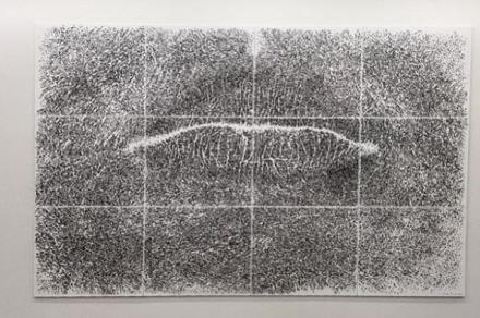 Giuseppe Penone, Spine d'acacia – contatto marzo (2005), via Art Observed