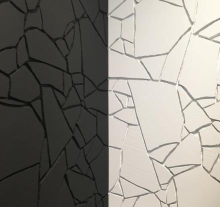 Sol LeWitt (Installation View), via Art Observed