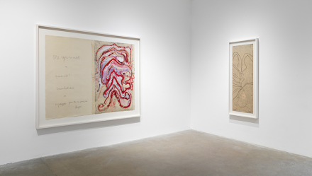 Louise Bourgeois, Turning Inwards (Installation View), via Hauser and Wirth