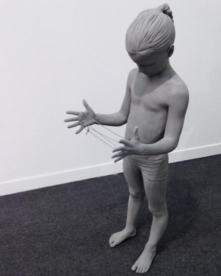 Hans Op De Beek, Lauren (2016), via Galerie Krinzinger