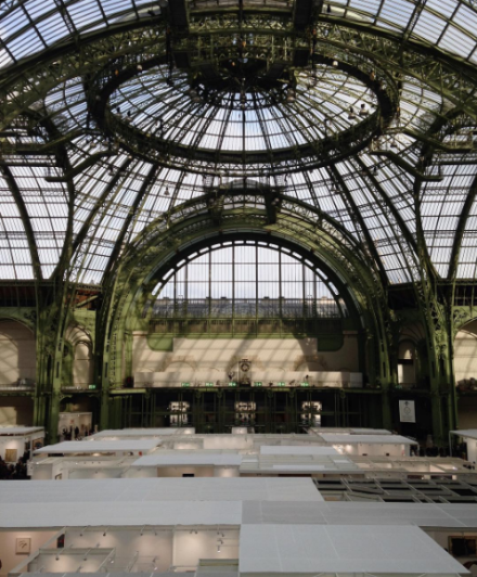 FIAC at the Grand Palais, via Art Observed