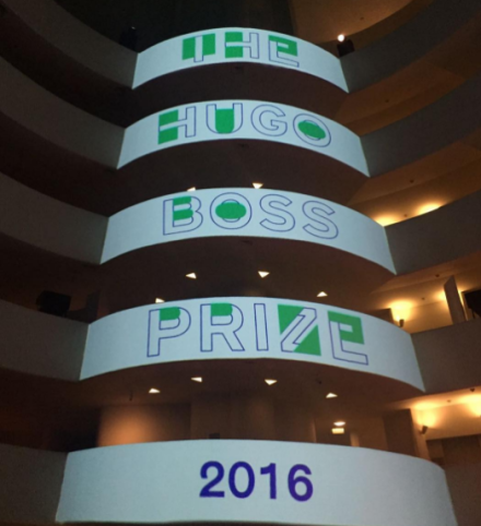 Hugo Boss Prize at the Guggenheim, via Art Observed
