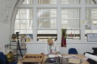 artist-charles-jeffrey-in-his-studio-via-art-newspaper
