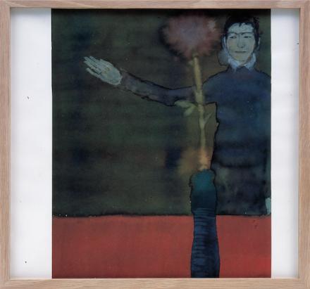 Kai Althoff, Untitled, (2000), Courtesy Private collection  © Kai Althoff