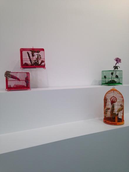 Tetsumi Kudo (Installation View)