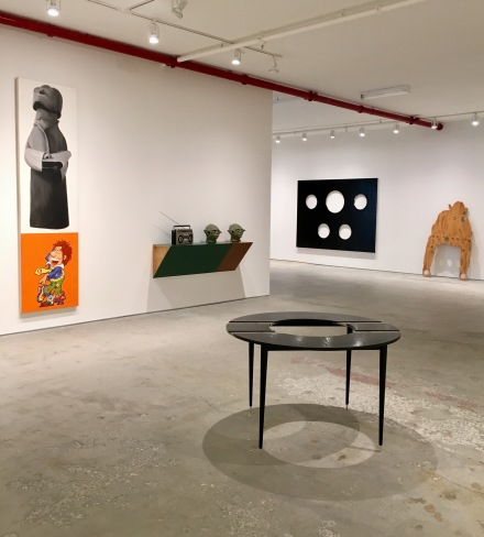Every Future Has a Price (Installation View), via Art Observed