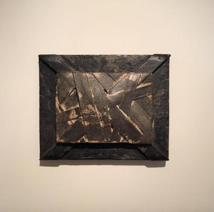 Salvatore Scarpitta, Senza Titolo (1959), via Art Observed