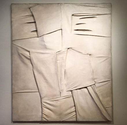 Salvatore Scarpitta, Untitled (1958), via Art Observed